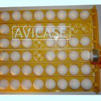 mecanismo para volteo de huevos